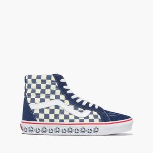 נעליים ואנס לנשים Vans Sk8-Hi Reissue - כחול