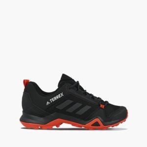 נעלי טיולים אדידס לגברים Adidas Terrex AX3 - שחור/אדום