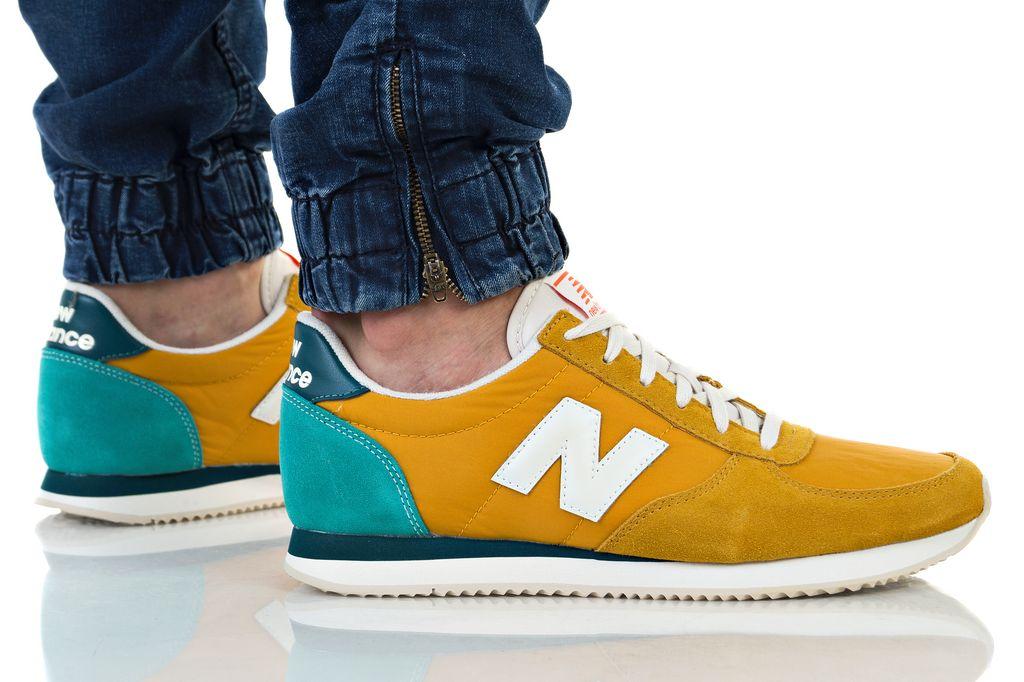 נעליים ניו באלאנס לגברים New Balance 220 - צהוב