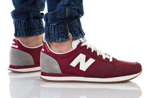 נעליים ניו באלאנס לגברים New Balance 220 - אדום