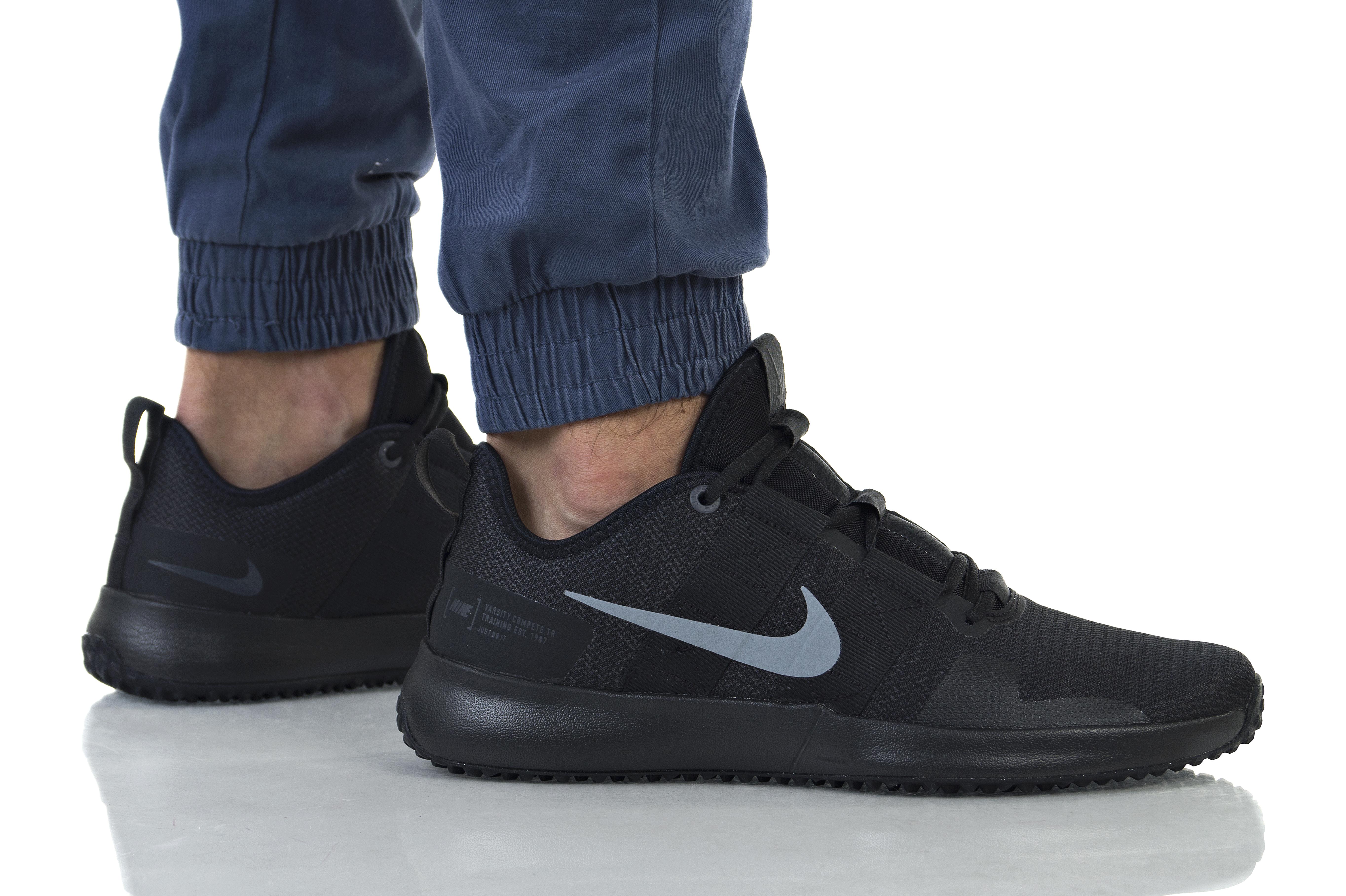 נעליים נייק לגברים Nike Varsity Compete TR 2 - שחור