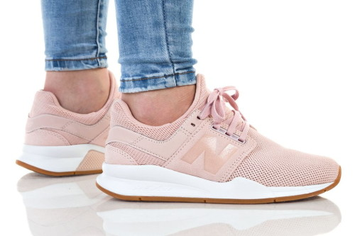 נעליים ניו באלאנס לנשים New Balance 247 - ורוד בהיר