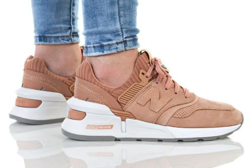 נעליים ניו באלאנס לנשים New Balance 997 - חום
