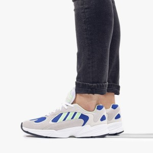 נעליים Adidas Originals לגברים Adidas Originals Yung-1 - אפור