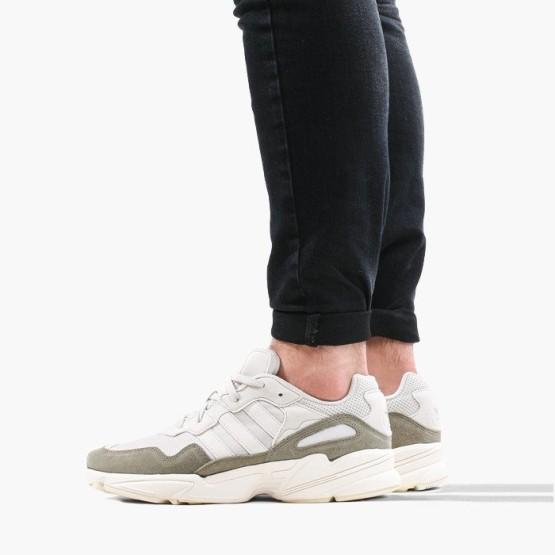 נעליים Adidas Originals לגברים Adidas Originals Yung-96 - אפור