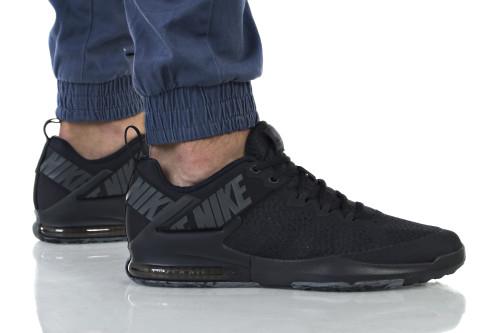 נעלי אימון נייק לגברים Nike Zoom Domination TR 2 - שחור מלא