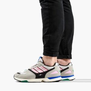 נעליים Adidas Originals לגברים Adidas Originals ZX 4000 - אפור/אדום
