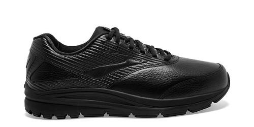 נעליים ברוקס לגברים Brooks 2  Addiction Walker - שחור פחם
