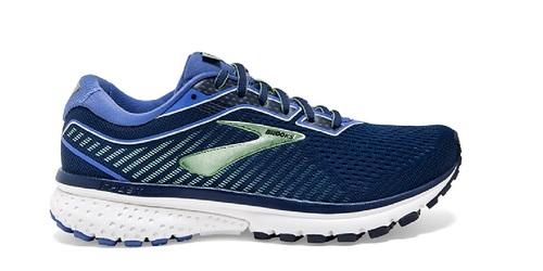 נעליים ברוקס לנשים Brooks Ghost 12 - כחול
