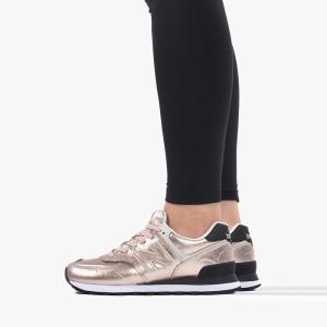 נעליים ניו באלאנס לנשים New Balance WL574WEP - ורוד