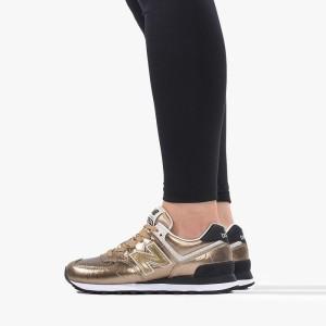 נעליים ניו באלאנס לנשים New Balance WL574WEP - זהב