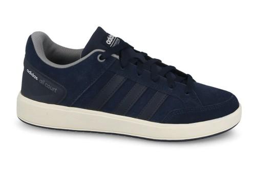 נעליים אדידס לגברים Adidas CF All Court - כחול כהה