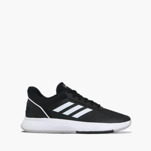 נעלי סניקרס אדידס לגברים Adidas Courtsmash - שחור