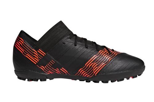 נעליים אדידס לגברים Adidas NEMEZIZ TANGO 17.3 TF - שחור הדפס