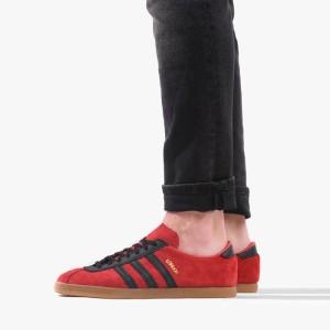 נעליים Adidas Originals לגברים Adidas Originals London City Series Pack - אדום