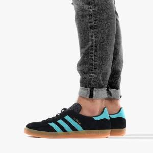 נעליים Adidas Originals לגברים Adidas Originals Gazelle - שחורטורקיז