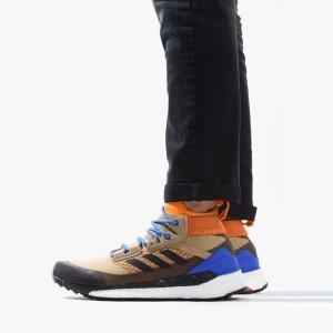 נעלי טיולים אדידס לגברים Adidas Terrex Free Hiker - צבעוני