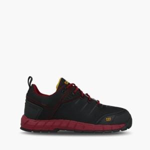 נעלי טיולים קטרפילר לגברים Caterpillar Byway - שחור