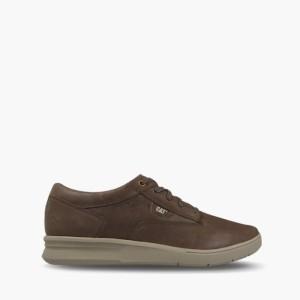 נעליים אלגנטיות קטרפילר לגברים Caterpillar Junct - חום