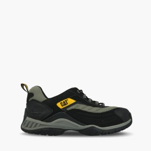 נעלי טיולים קטרפילר לגברים Caterpillar Moor - שחור