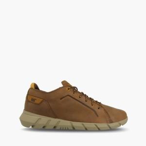 נעליים אלגנטיות קטרפילר לגברים Caterpillar Rexes - חום