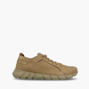 נעליים אלגנטיות קטרפילר לגברים Caterpillar Rexes - חום בהיר