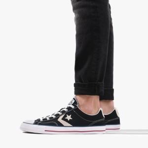 נעליים קונברס לגברים Converse Star Player OX - שחור