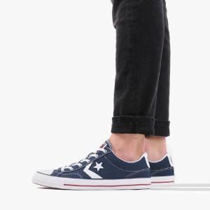 נעליים קונברס לגברים Converse Star Player OX - כחול