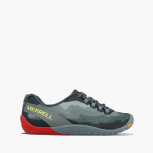 נעלי ריצת שטח מירל לגברים Merrell Vapor Glove - אפור בהיר