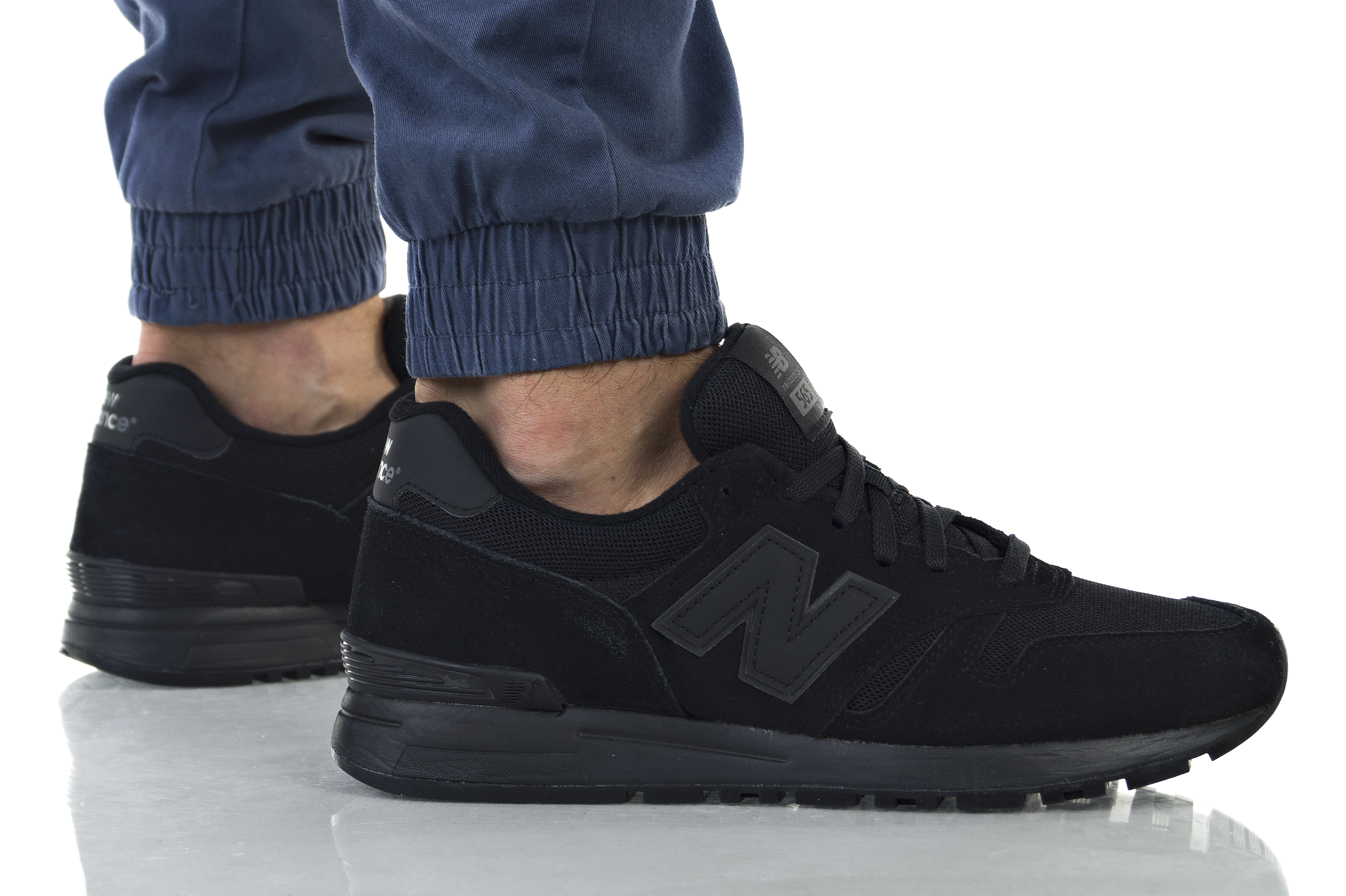 נעליים ניו באלאנס לגברים New Balance 565 - שחור