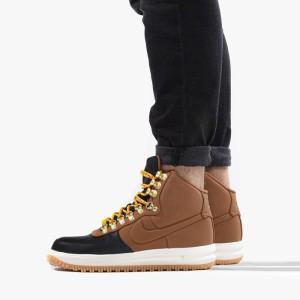 נעליים נייק לגברים Nike Lunar Force 1 Duckboot 18 - חום/שחור