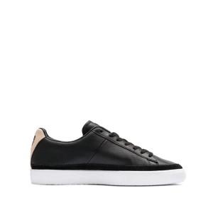 נעליים פומה לגברים PUMA Basket Trim - שחור