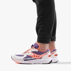 נעלי הליכה סאקוני לגברים Saucony AYA Runner - סגול