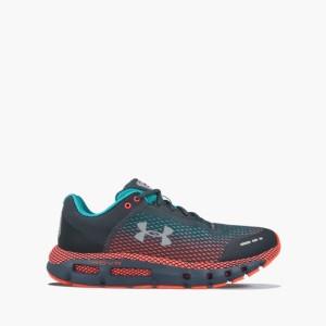 נעליים אנדר ארמור לגברים Under Armour Hovr Infinite - כחול/אדום