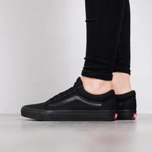 נעליים ואנס לגברים Vans Old Skool - שחור פחם