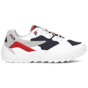 נעליים פילה לגברים Fila Vault CMR Jogger Low - לבן  כחול  אדום
