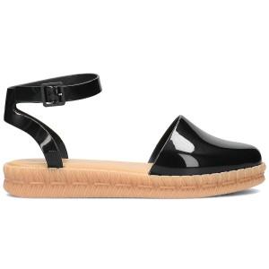 נעליים Melissa לנשים Melissa Espadrille + Jason Wu - שחור