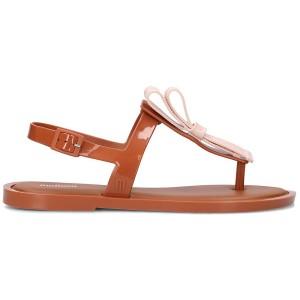 נעליים Melissa לנשים Melissa Slim - חום