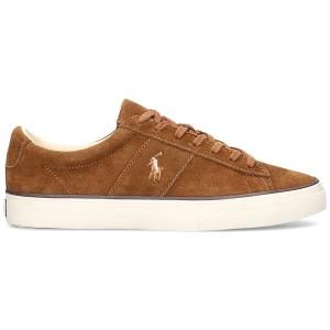 נעליים ראלף לורן  לגברים Ralph Lauren Polo  Sayer - חום