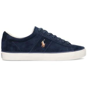 נעליים ראלף לורן  לגברים Ralph Lauren Polo  Sayer - כחול כהה