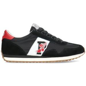 נעליים ראלף לורן  לגברים Ralph Lauren Polo  Train 90 - שחור