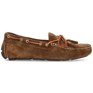 נעליים אלגנטיות ראלף לורן  לגברים Ralph Lauren Polo  Anders - חום