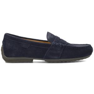 נעליים אלגנטיות ראלף לורן  לגברים Ralph Lauren Polo  Reynold - כחול כהה