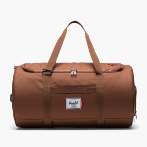 אביזרים Herschel לנשים Herschel Independent Sutton Duffle - חום