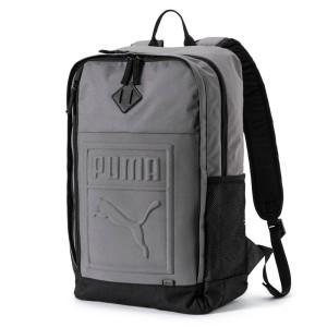 אביזרים פומה לנשים PUMA S Backpack - אפור