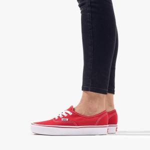 נעליים ואנס לנשים Vans ComfyCush Authentic - אדום