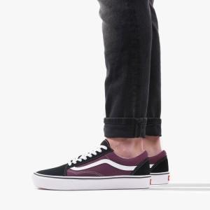 נעליים ואנס לגברים Vans Old skool - סגול