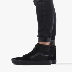 נעליים ואנס לנשים Vans ComfyCush Sk8-Hi - שחור מלא