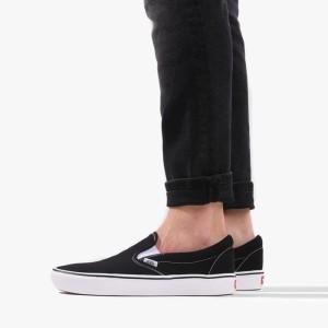 נעליים ואנס לנשים Vans ComfyCush Slip - שחור