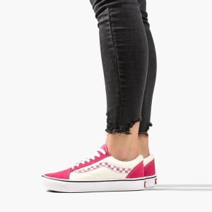 נעליים ואנס לנשים Vans Old Skool Comfycush - ורוד